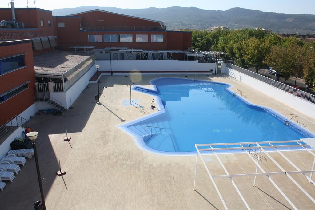 Piscina Polideportivo Municipal De Ibi