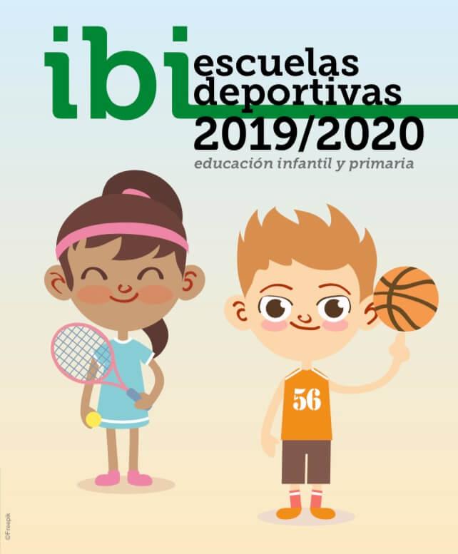 Escuelas deportivas Ibi 2019-2020